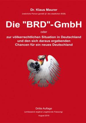 Die BRD-GmbH dritte Auflage